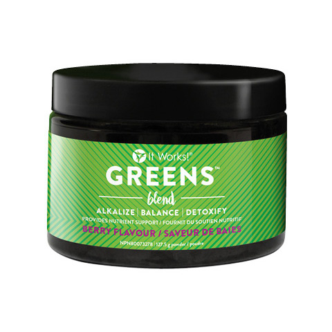 It Works Greens - Berry
