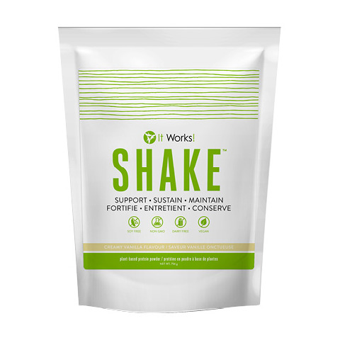 It Works Shake Vanilla - Protein Shake