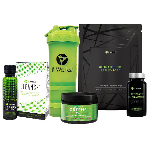 It Works System - Ultimate Makeover