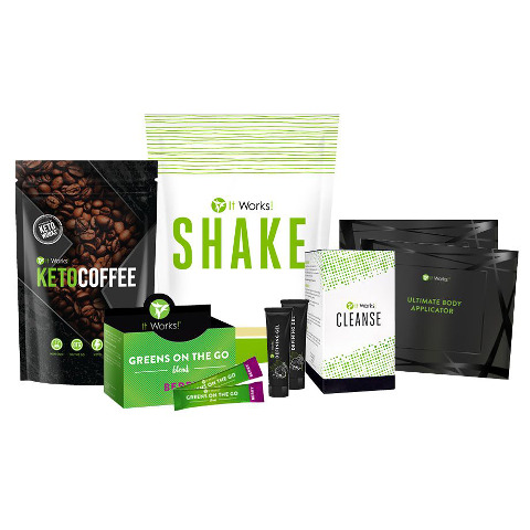 It Works What The Fit Pack - FIT15