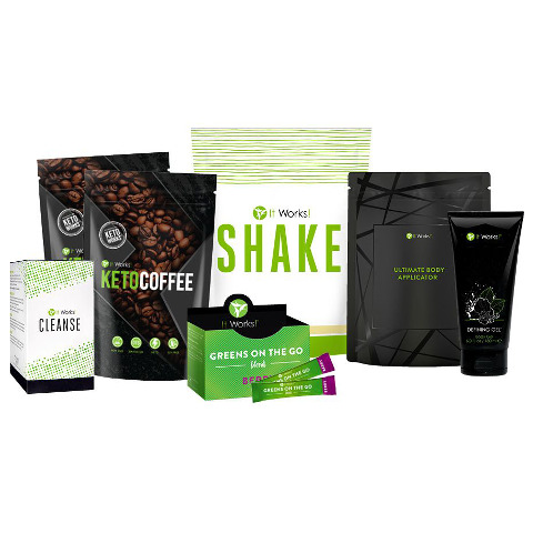 It Works What The Fit Pack - FIT30
